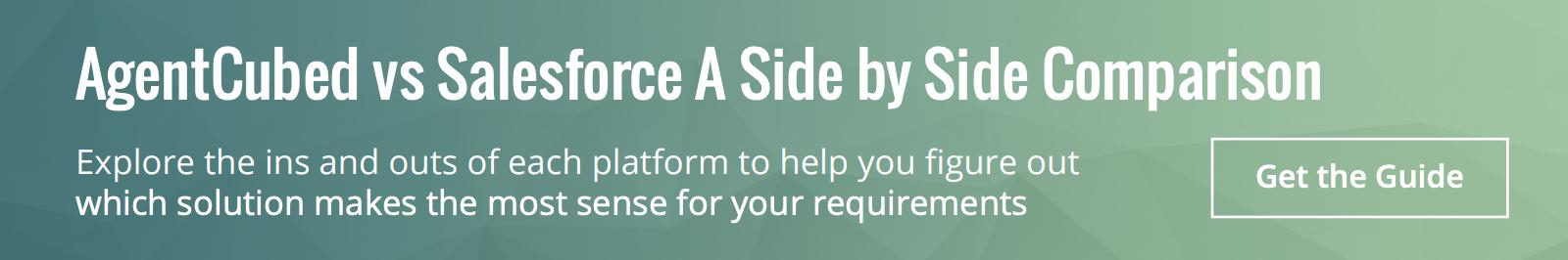 AgentCubed v Salesforce Side-by-Side Comparison CTA